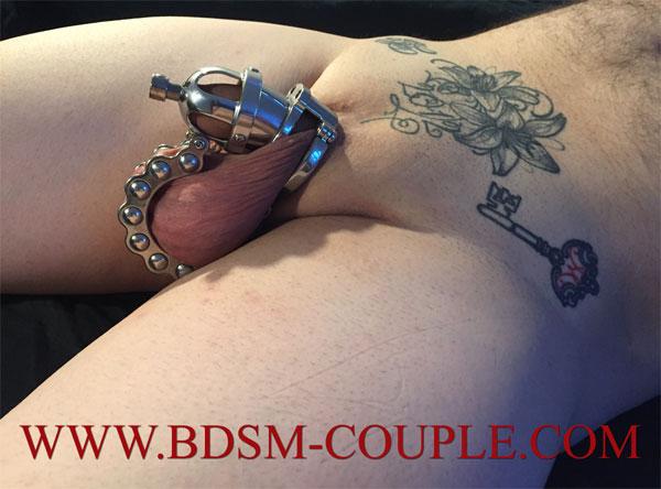 Tumblr chastity piercing