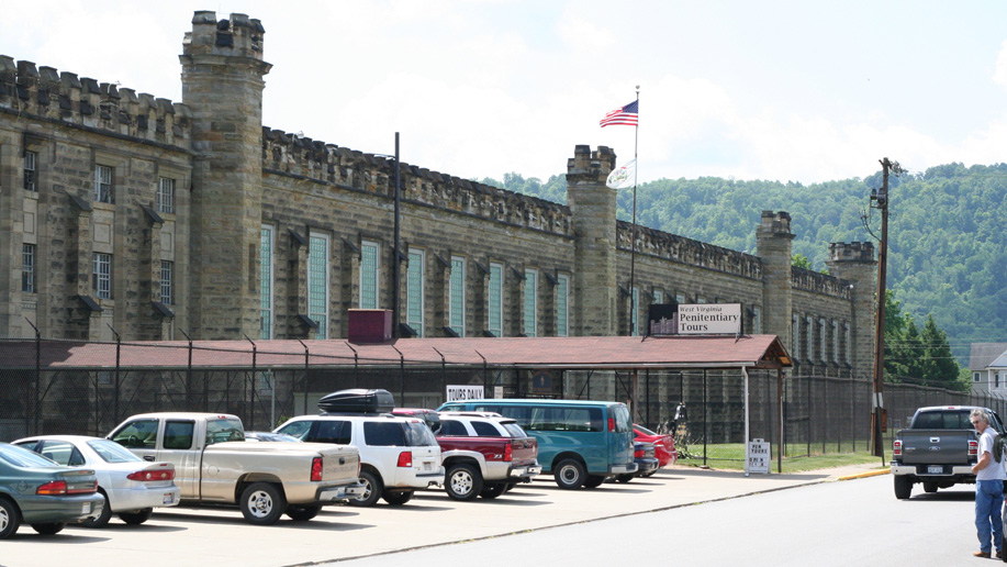 Pictures from Moundsville Pen