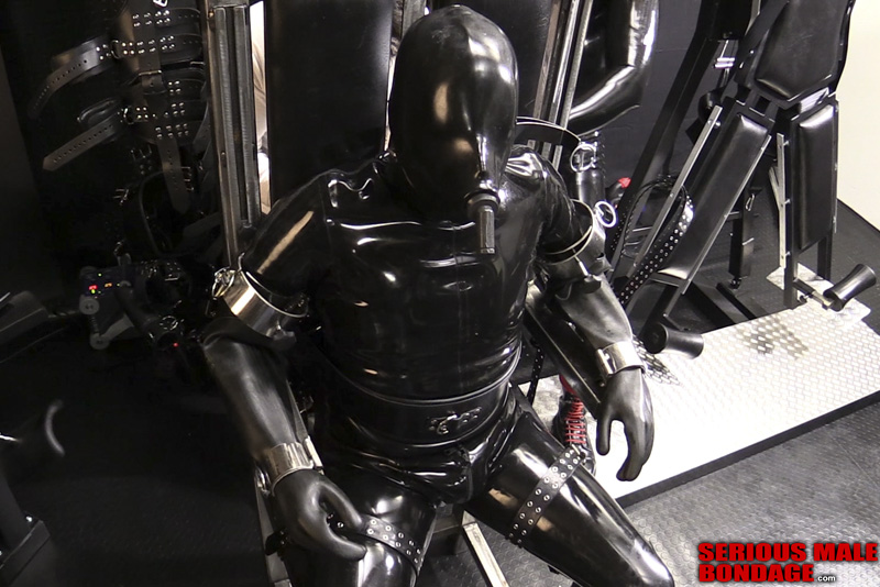 Msle bdsm: Gimp training
