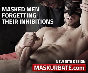 Masked masturbation