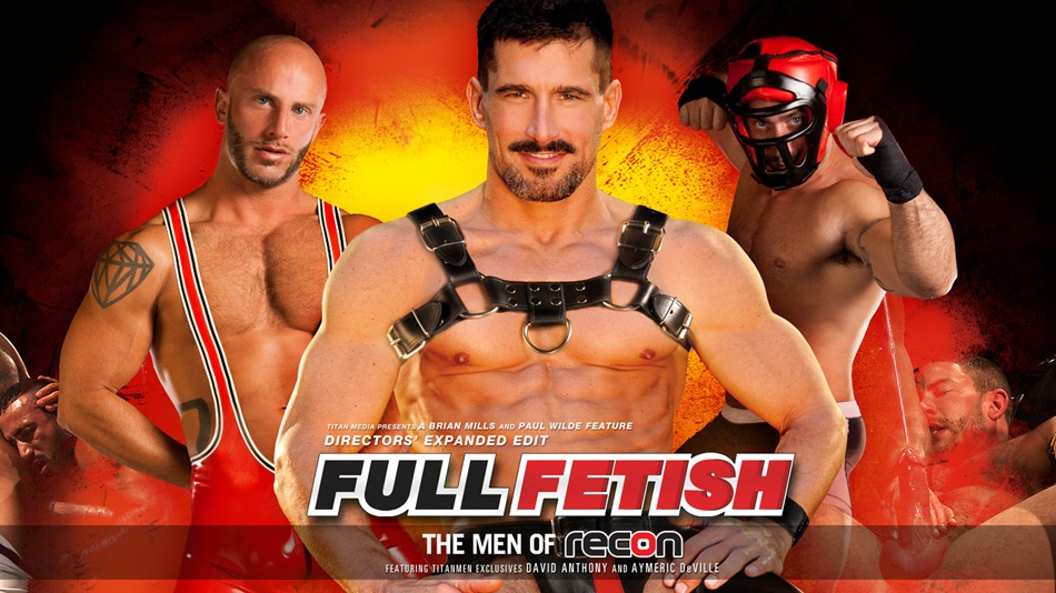 Titan Men male bdsm porn