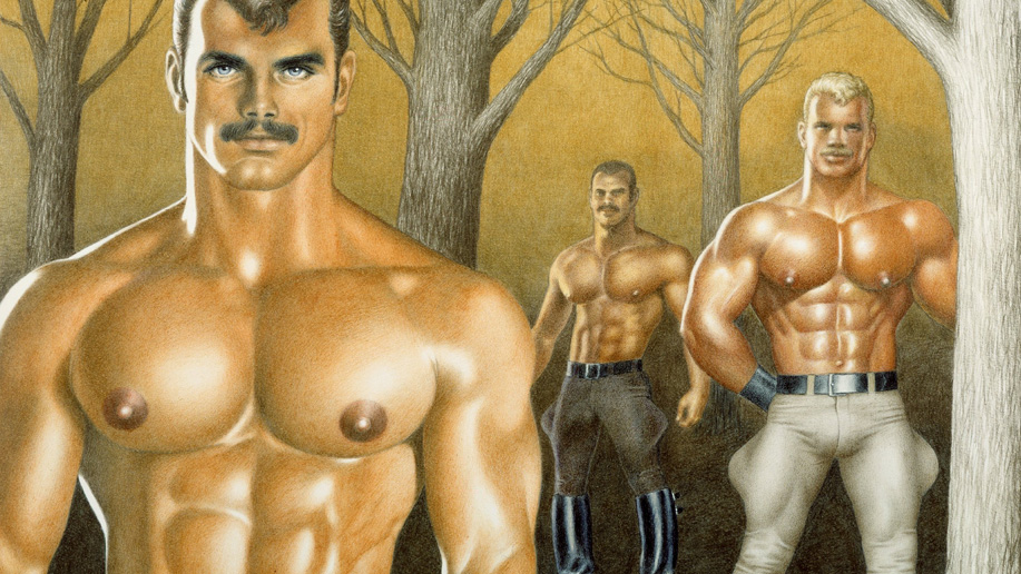 Paying homage to Tom of Finland on his 100th birthday