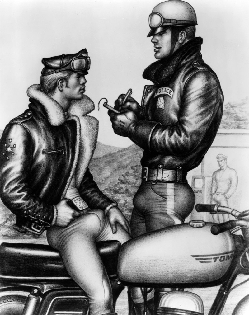 Tom of Finland Metalbond