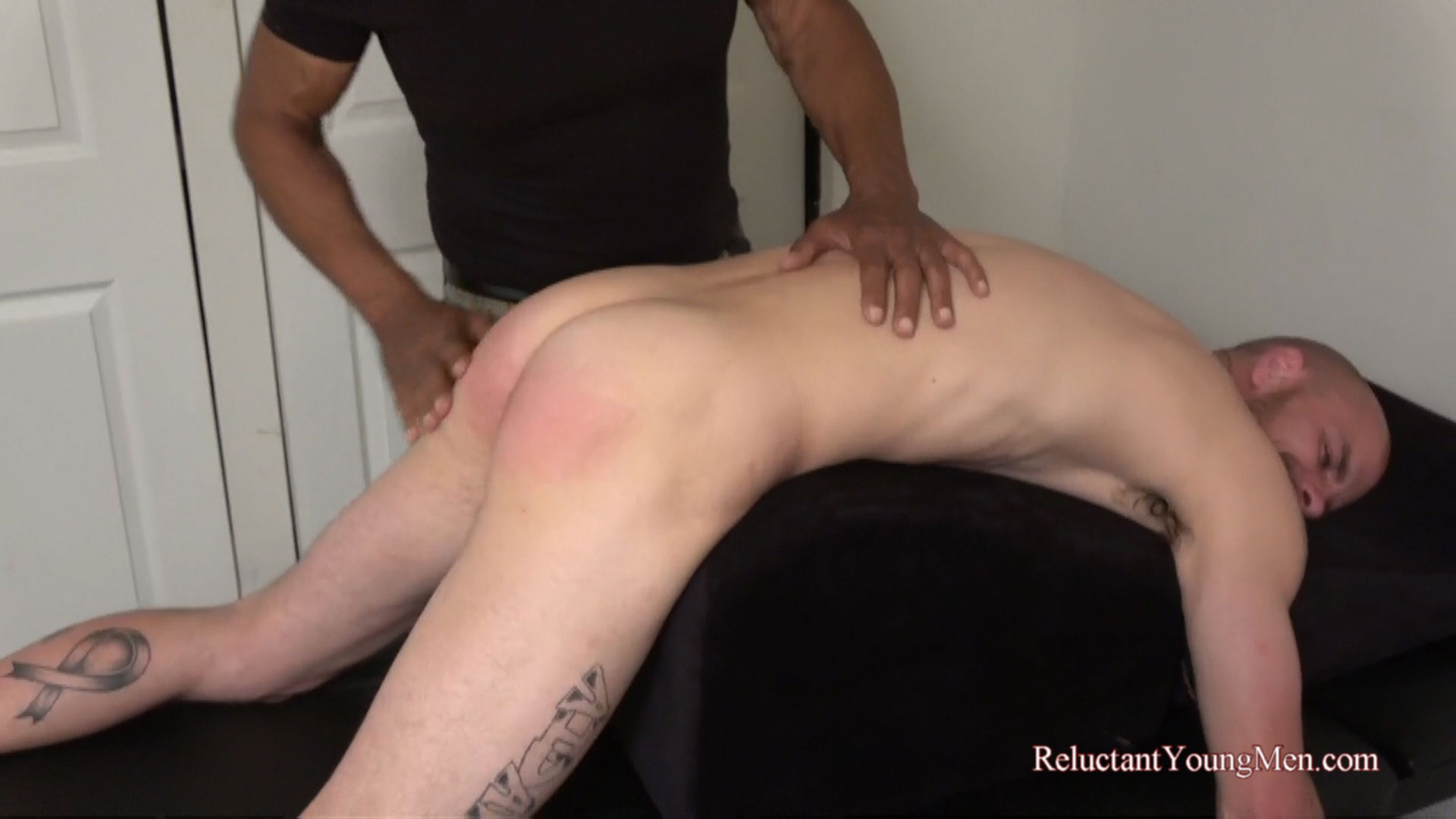 male ass spanking