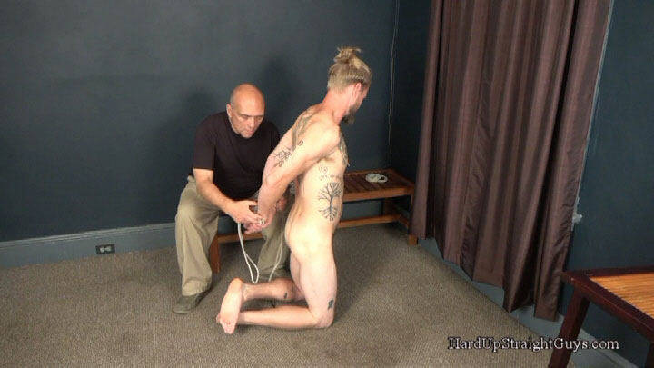 Wanna get tied up bro?