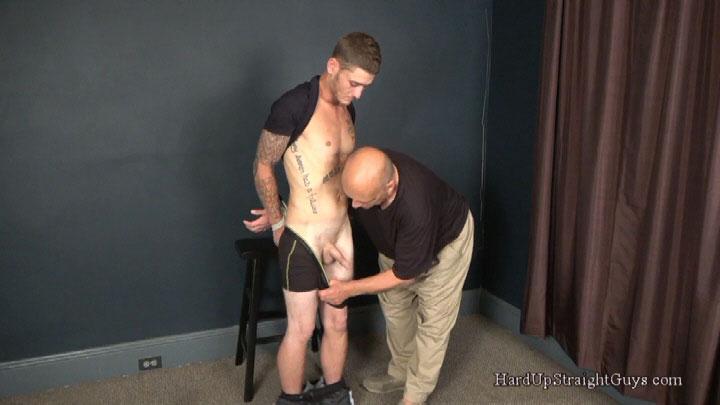 male tough guy bondage
