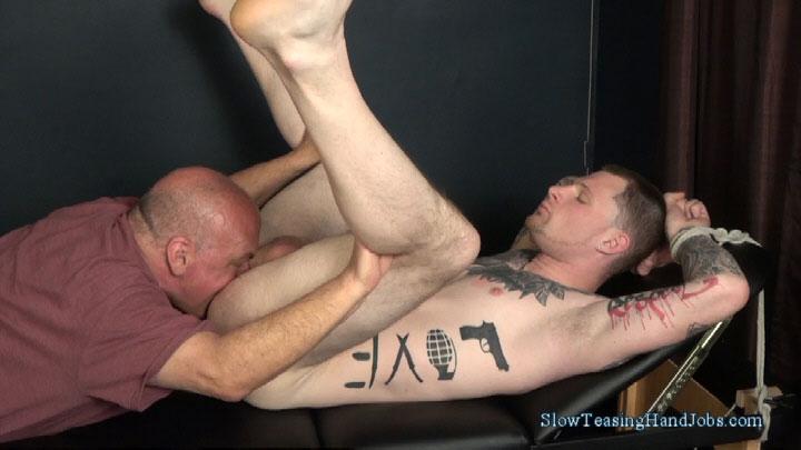 bondage man