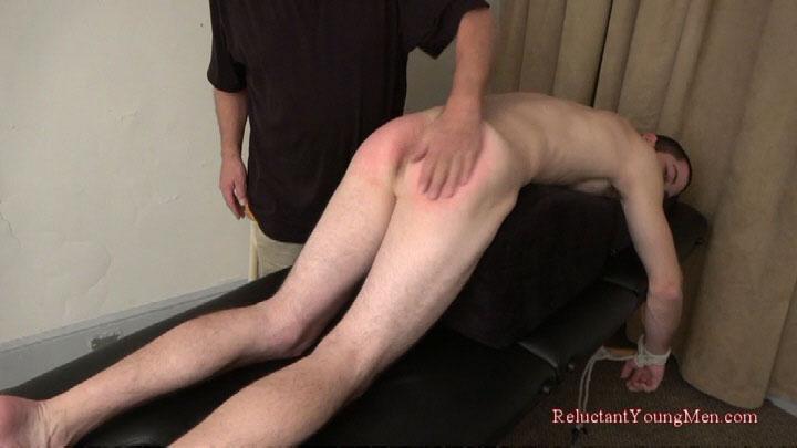 male butt spank