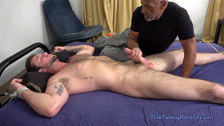 male bondage edging