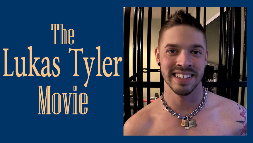 New today at Men in Chains: The Lukas Tyler Movie