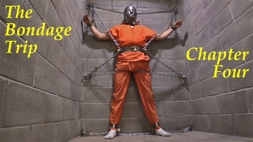 New today at Men in Chains: The Bondage Trip Chapter Four
