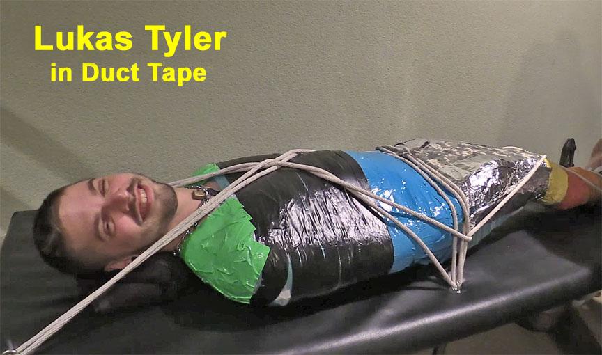 Lucas Tyler bondage