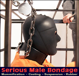 Serious Male Bondage