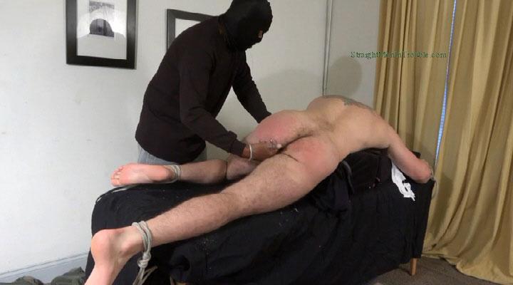male bdsm butt play