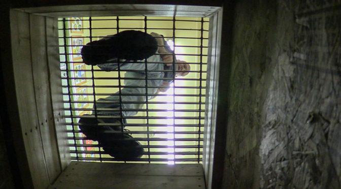 Building an under-floor cell