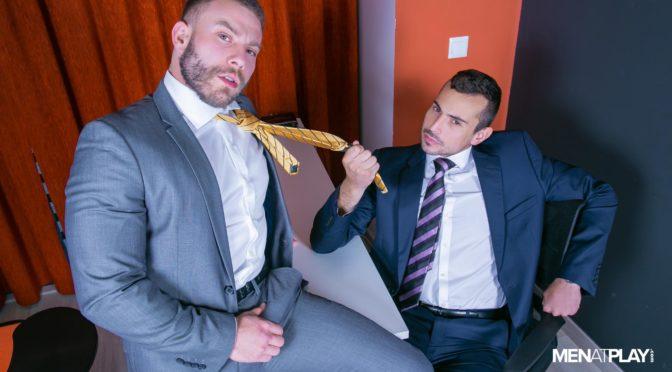 More necktie sex