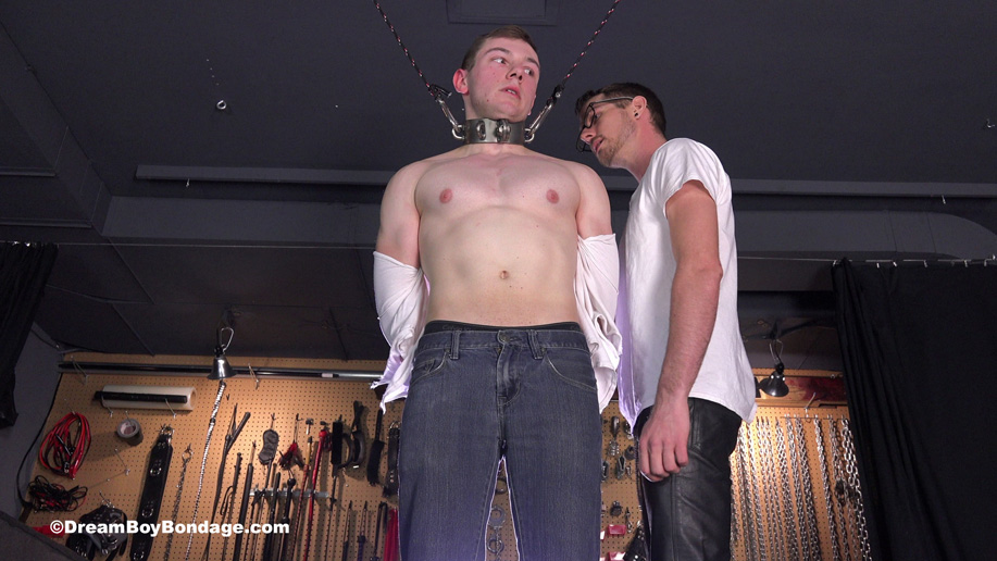 Bondage and torture with Blake and Alex