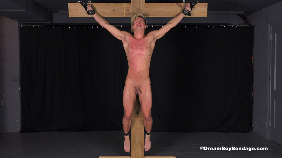 Johnny Boy gets crucified