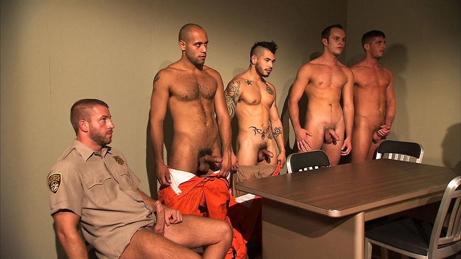 male on male prison porn