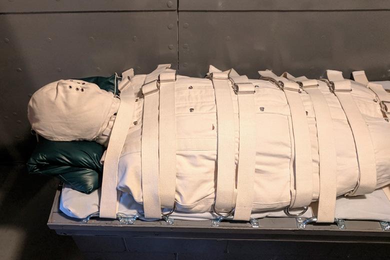 Max Cita canvas sleepsack