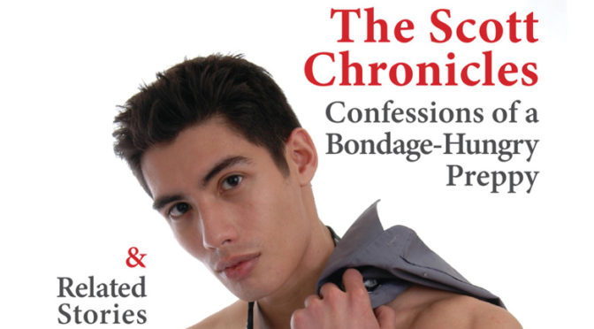 Latest Book from Bob Wingate: The Scott Chronicles
