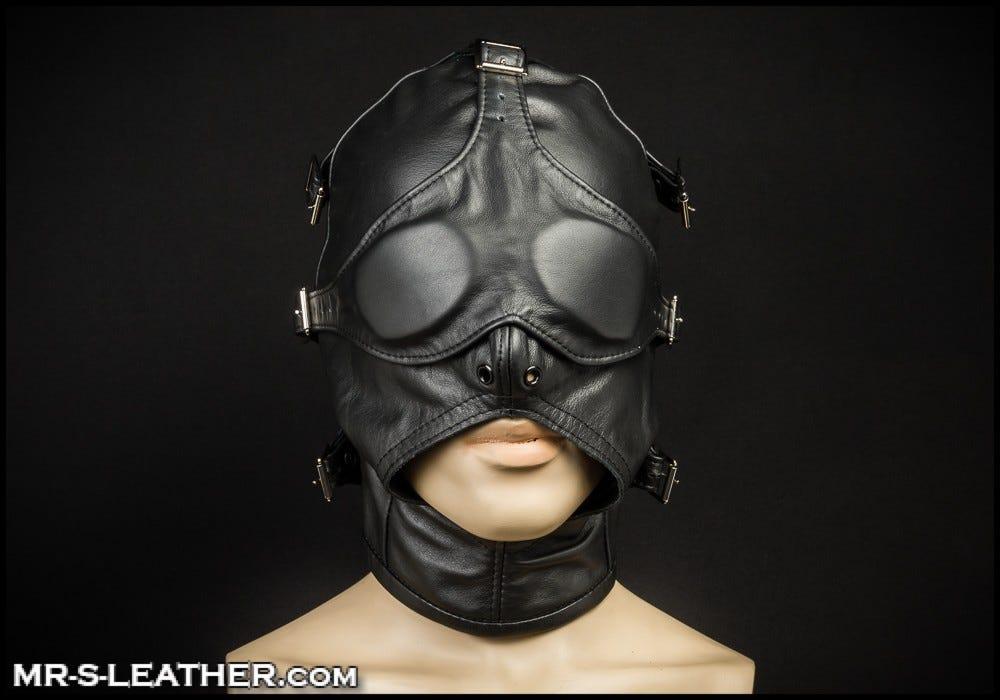 Heavy-duty male BDSM gear