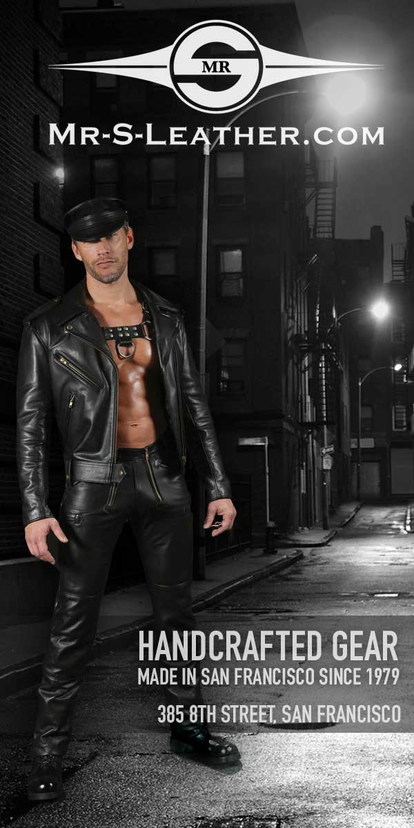 Terry Miller ful leather