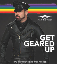 Male BDSM gear for sale