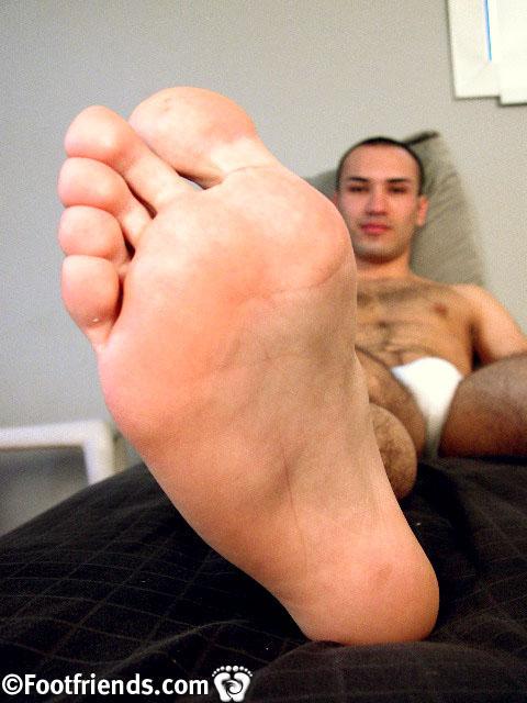 male bdsm foot worship
