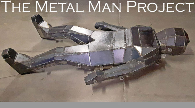 New video: The Metal Man Project