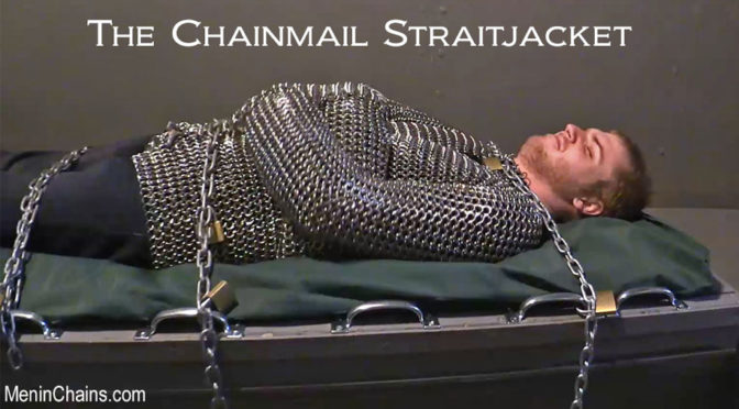 New video at Men in Chains: The Chainmail Straitjacket