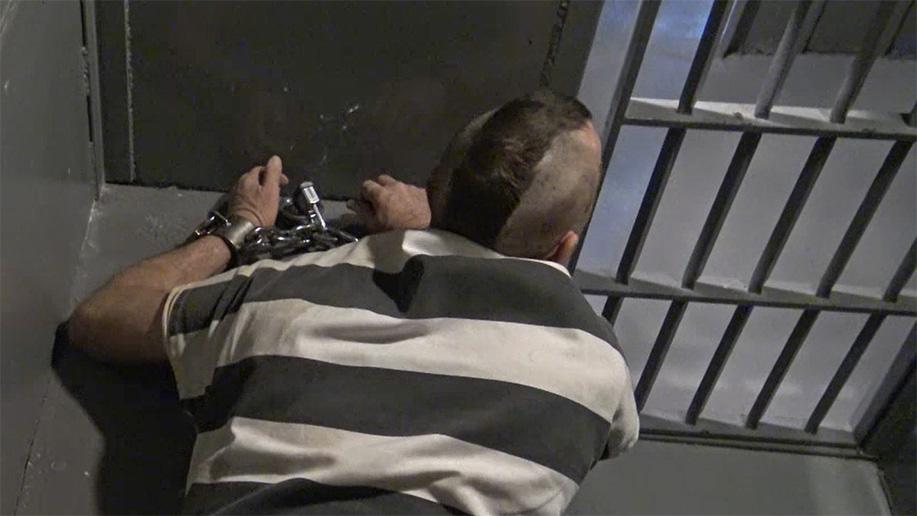 mohawk jail cell prisoner