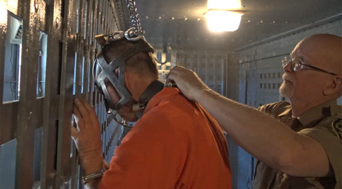 Video: Long-term lockup for Mark Bind