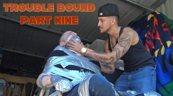 Cody Stiles menaces boy Blake