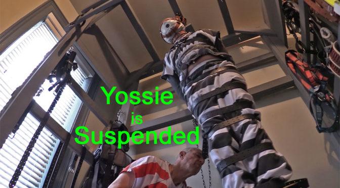 Yossie Suspended