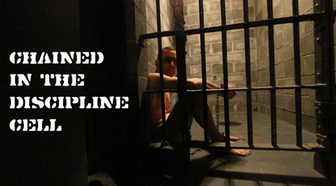 Isolation behind bars