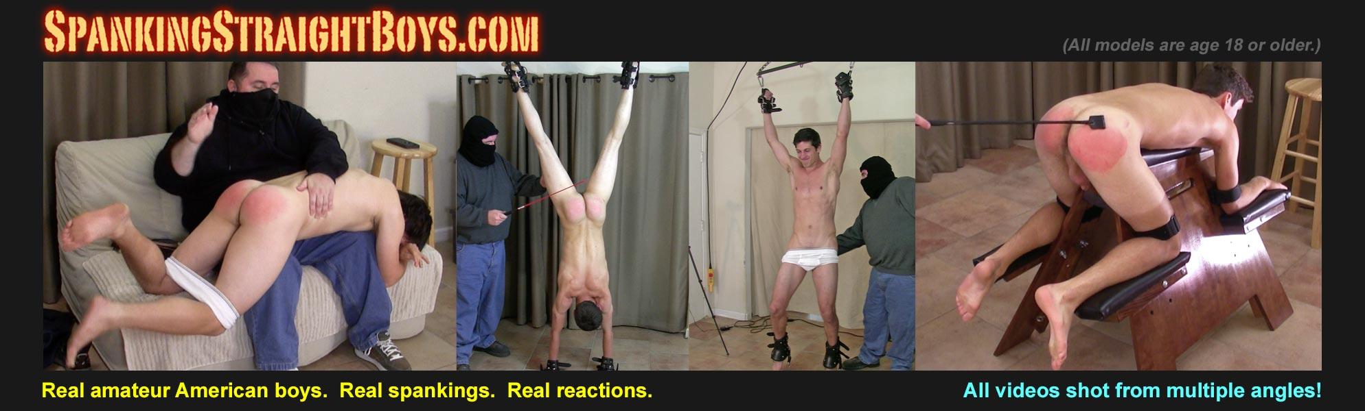 gay bondage spanking videos