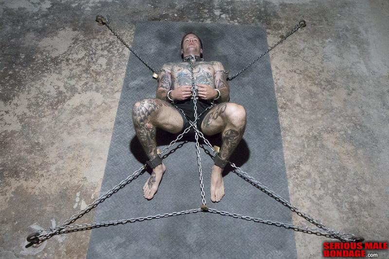 extreme male bondage videos