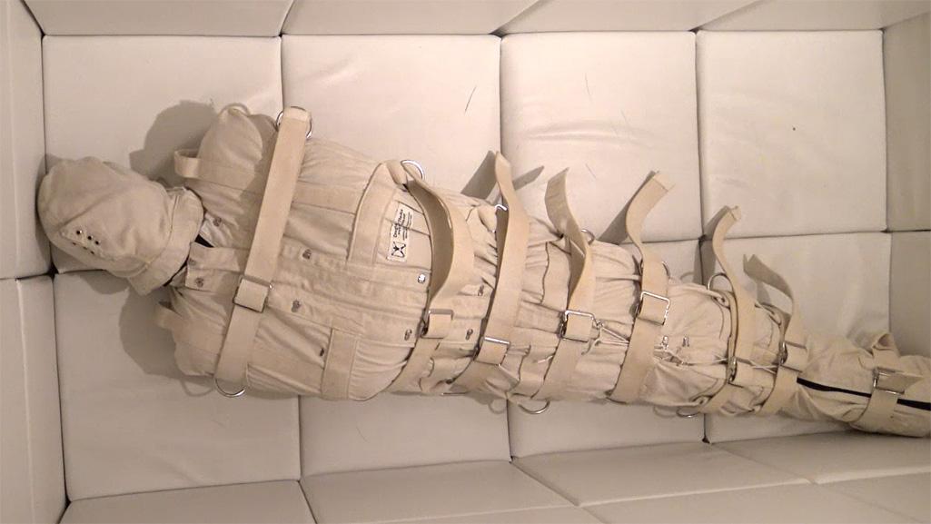 max city sleepsacl straitjacket inescapable