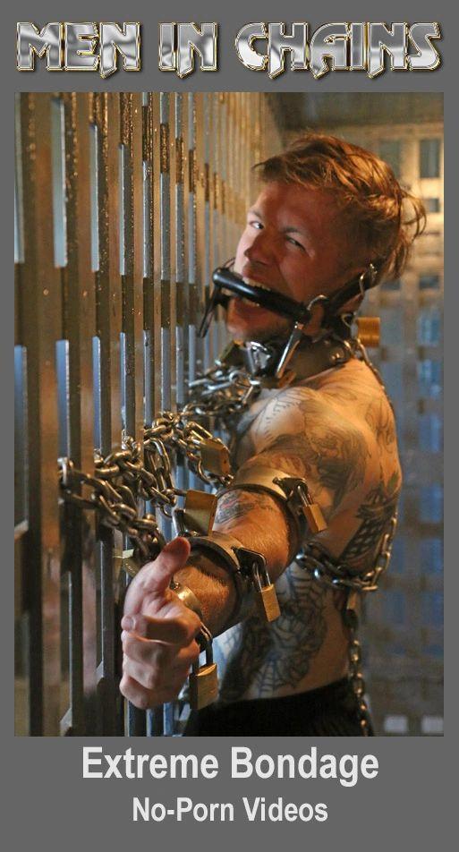 JimmyUSMC metal bondage