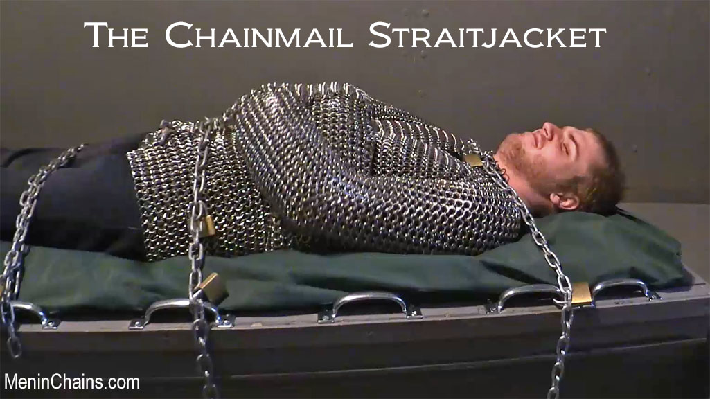chain mail straitjacket