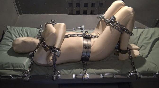 Unrelenting bondage torture
