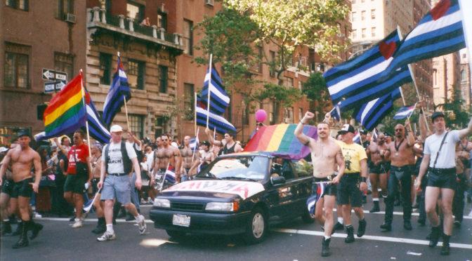 Photo flashback: Gay Pride in New York City – 1997