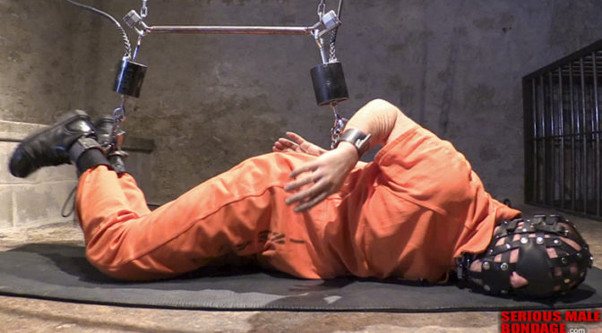 How would you like to be restrained like this?