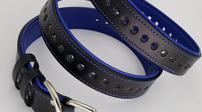 BDSM gear: Fine kink leathercraft