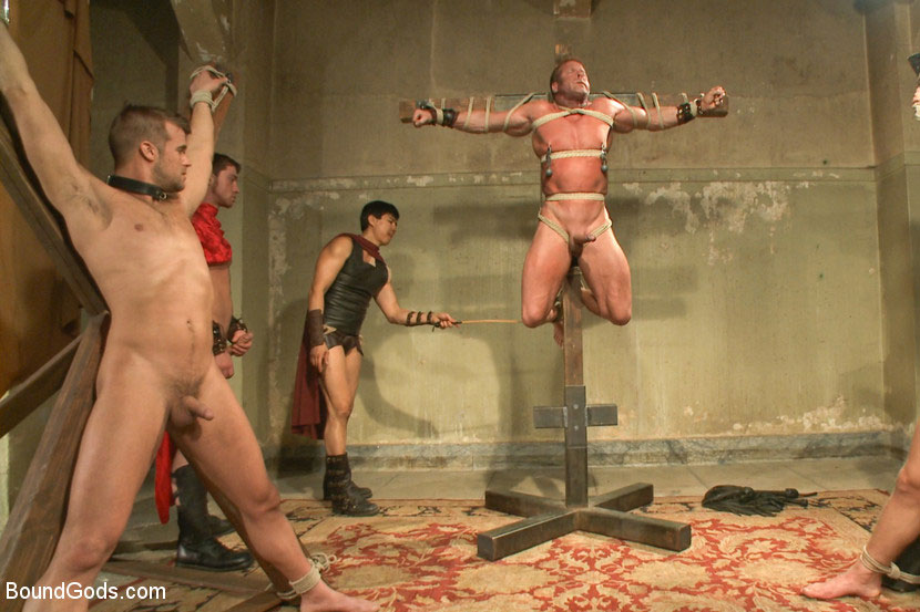 roman gladiator gay porn