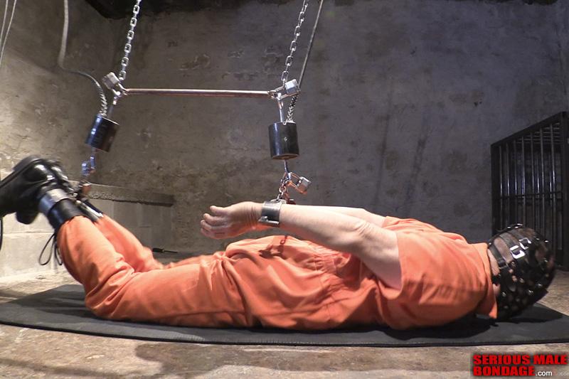 self bondage with electromagnetic lock
