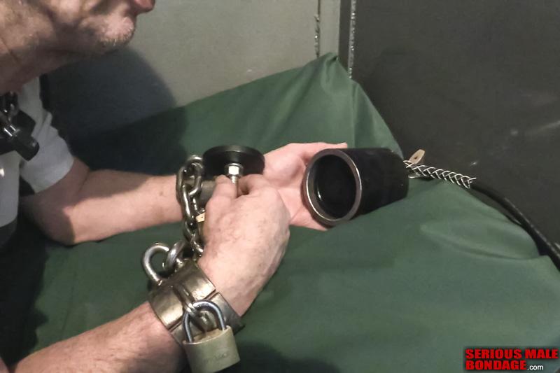electromagnetic bondage equipment