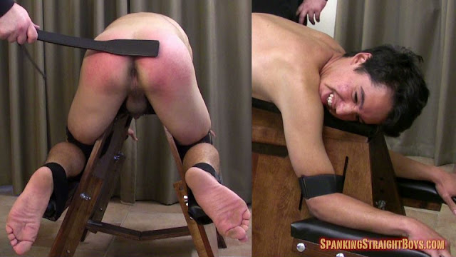 harsh male spanking video