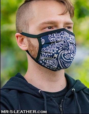 kinky covid face masks